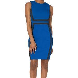 Calvin Klein Sheath Dress.